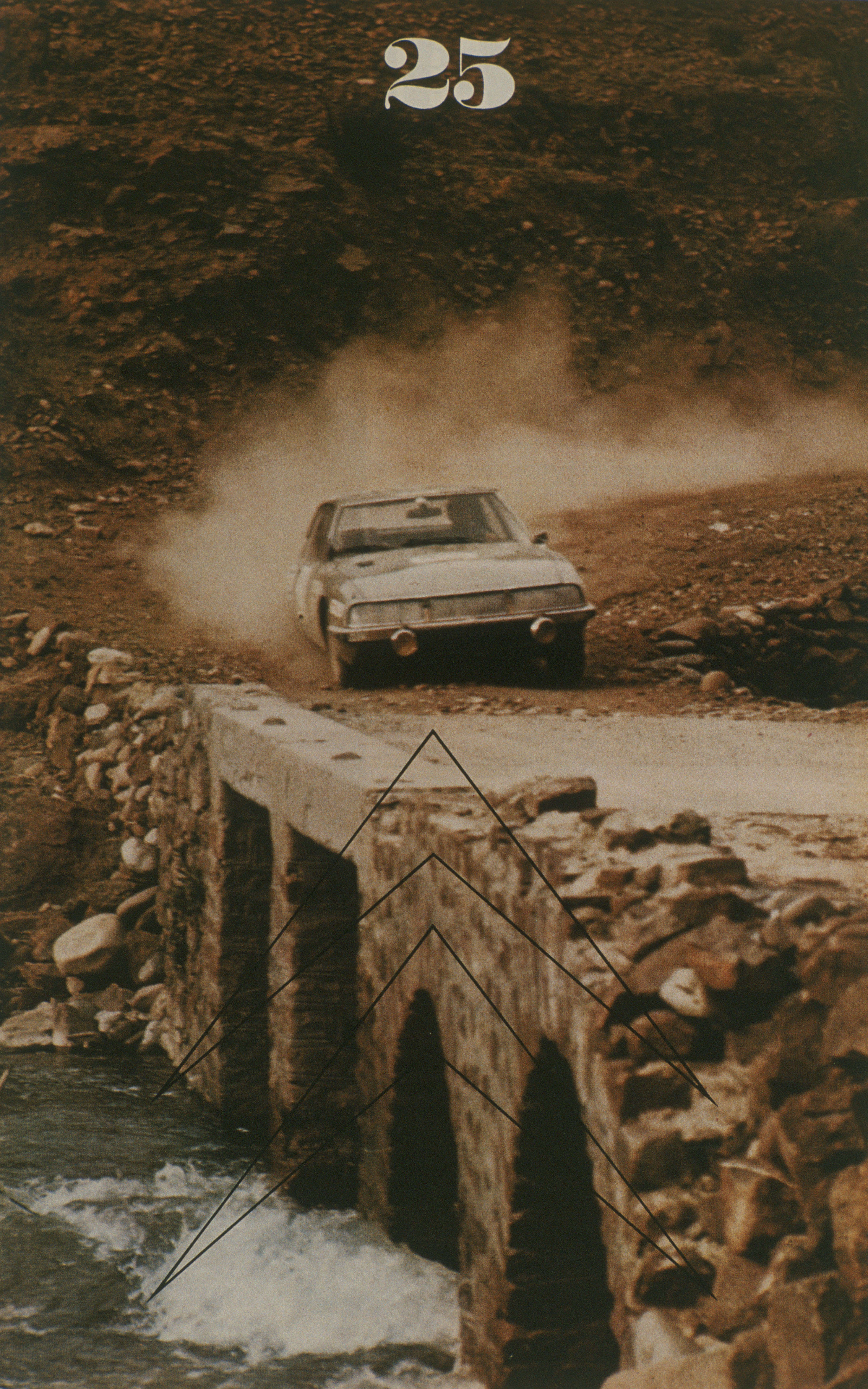 Double Chevron n°25 - SM - 1971