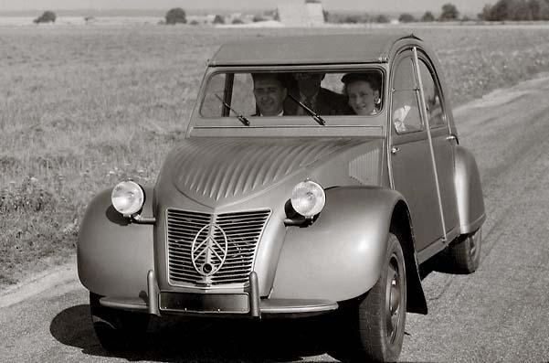 2CV A 1949