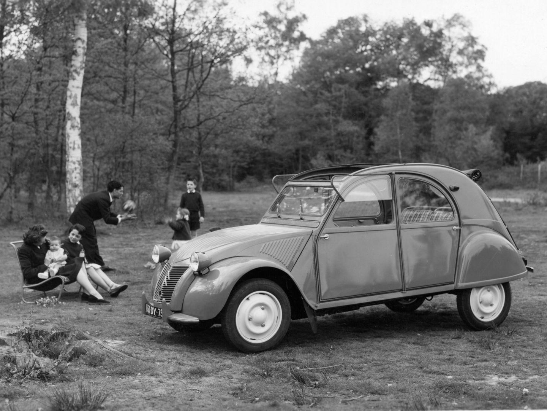2CV A 1954