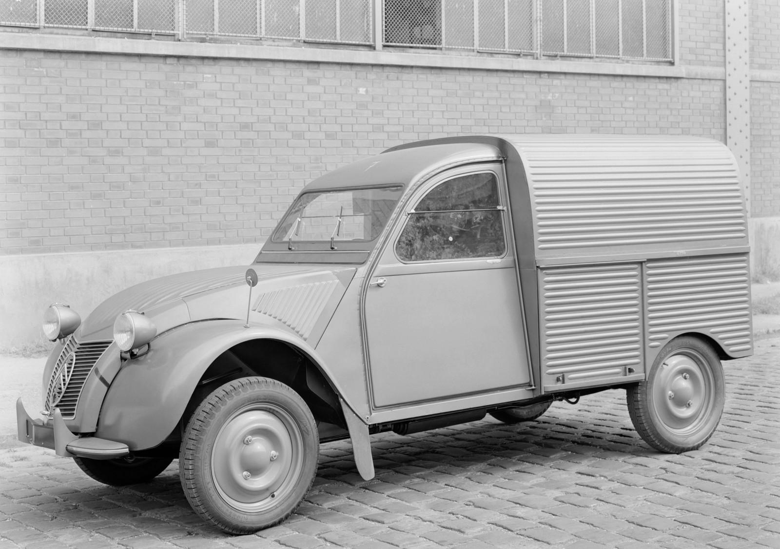 2CV AU 1951
