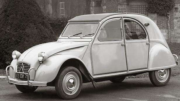 2CV AZAM 1963