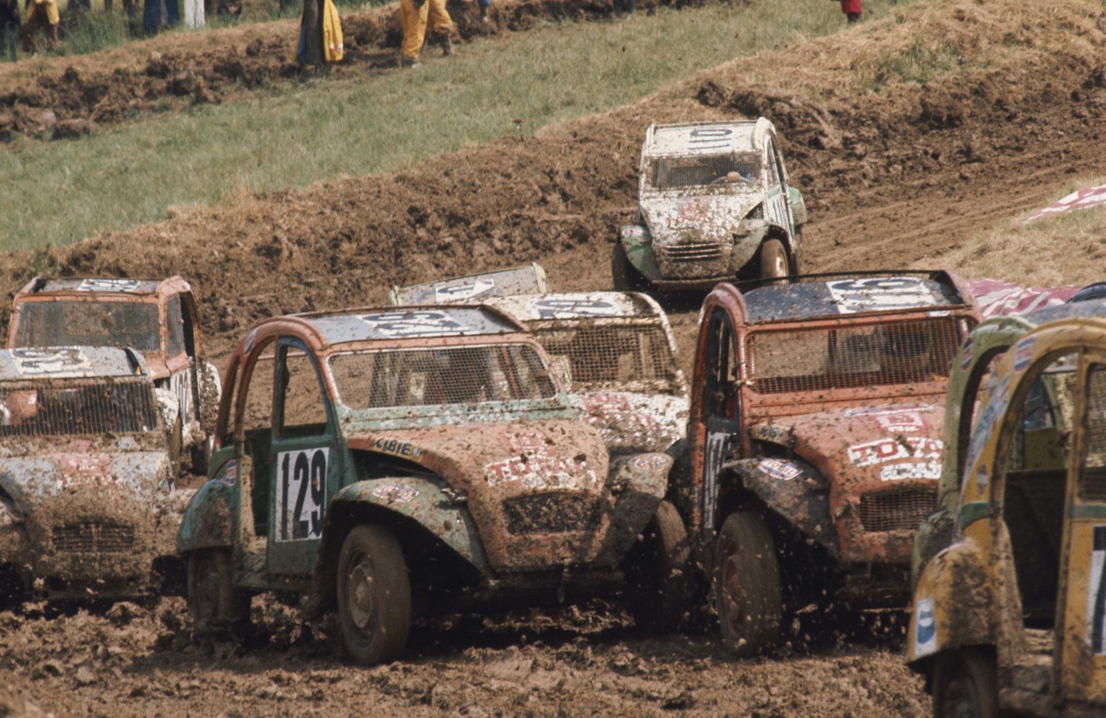 2CV Cross 1977