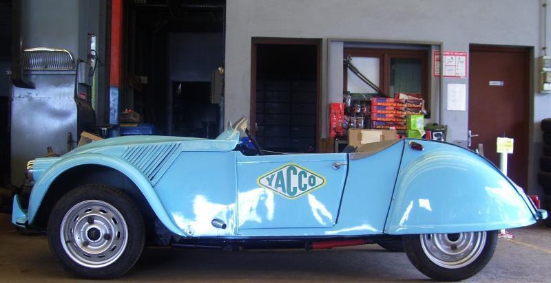 2CV Yacco