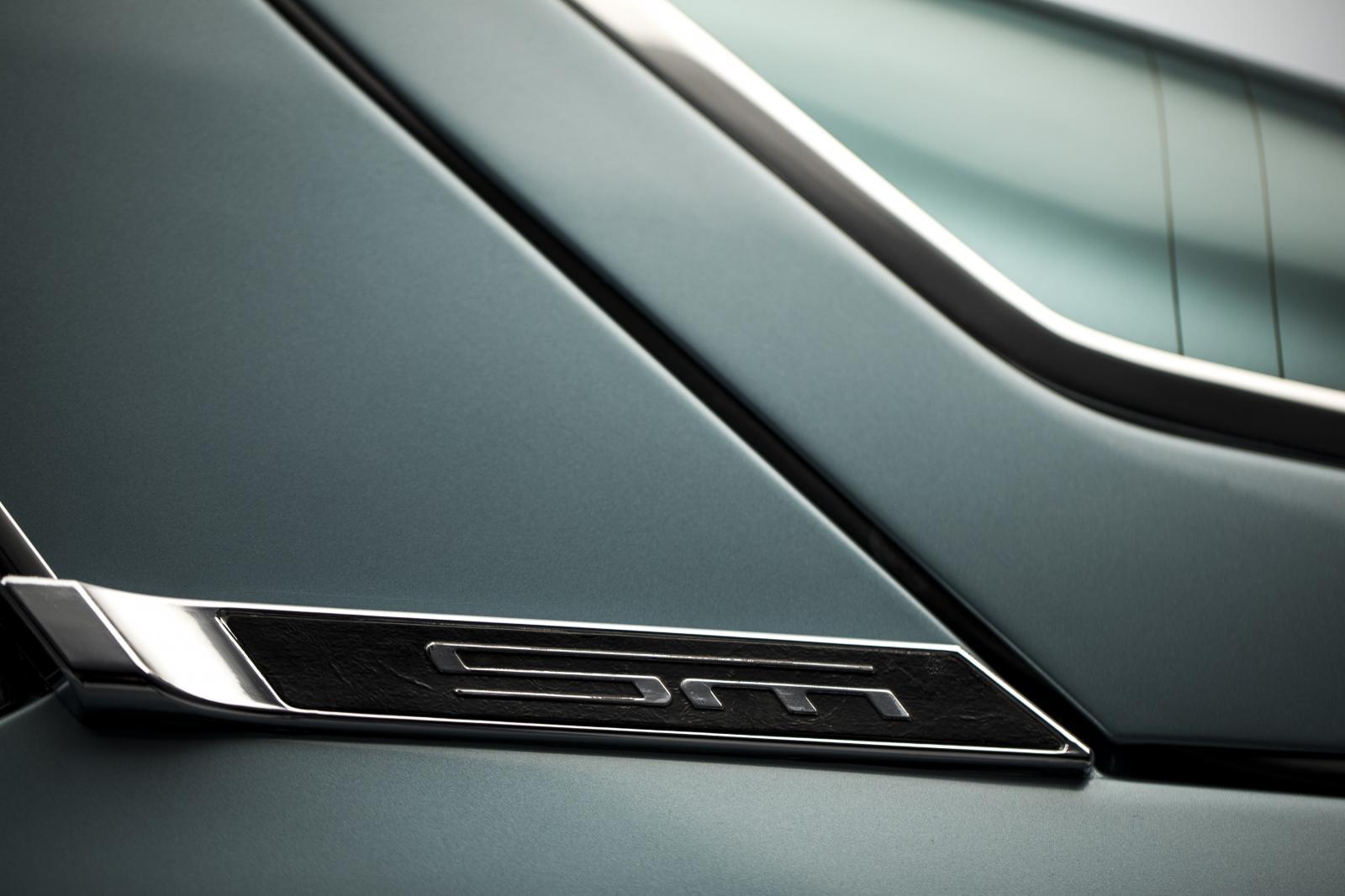 SM - logo da Citroën