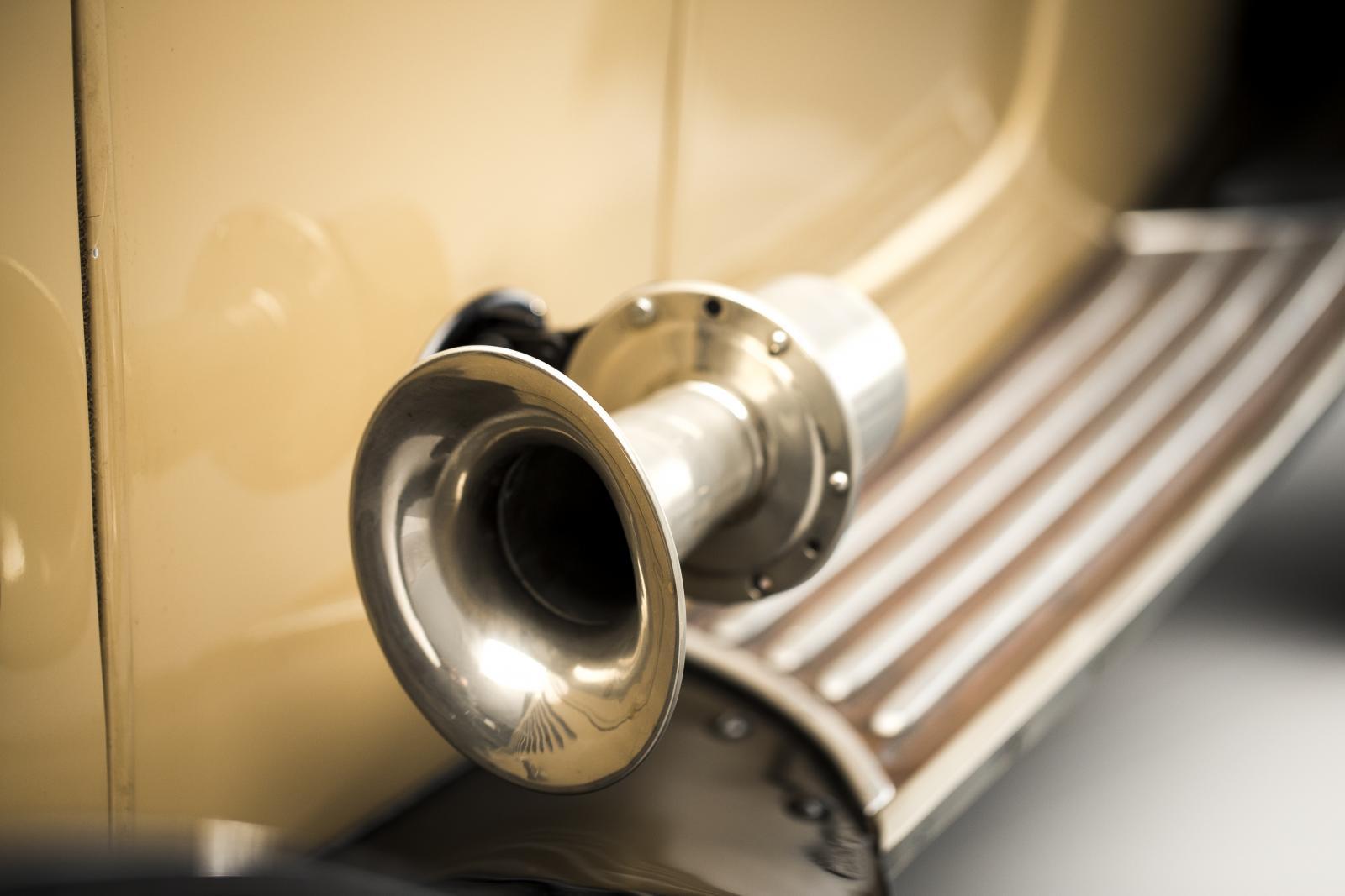 B2 Caddy - avisador sonoro