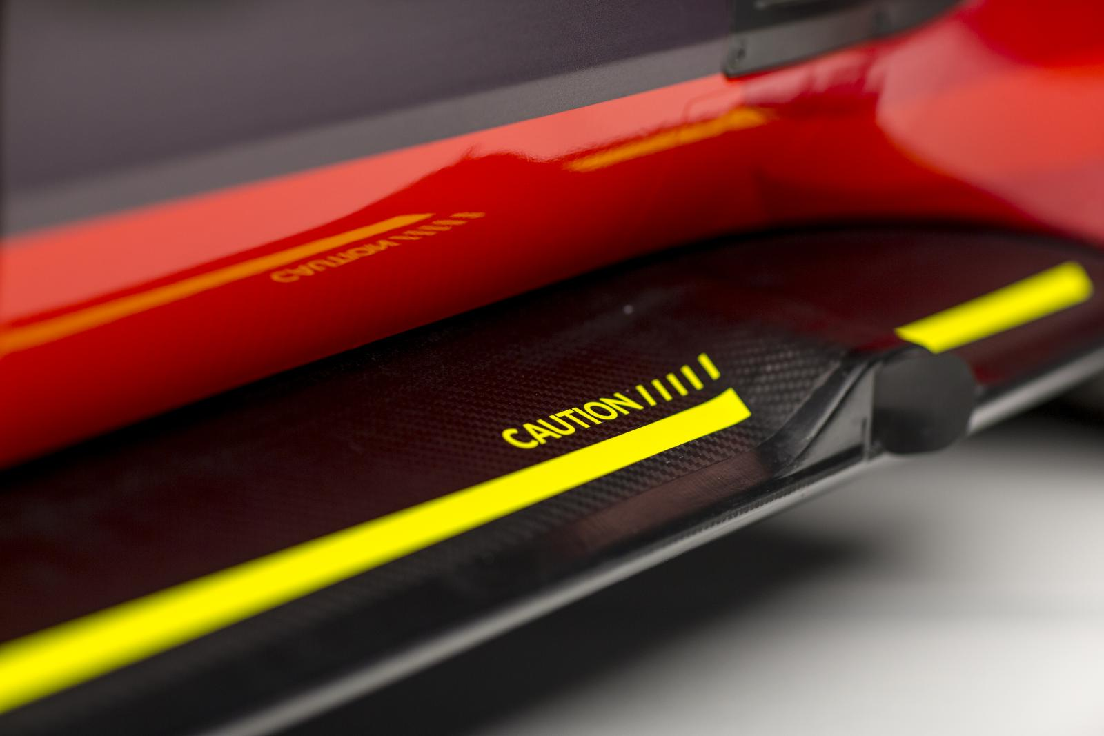 C3 WRC - dispositivo aerodinamico