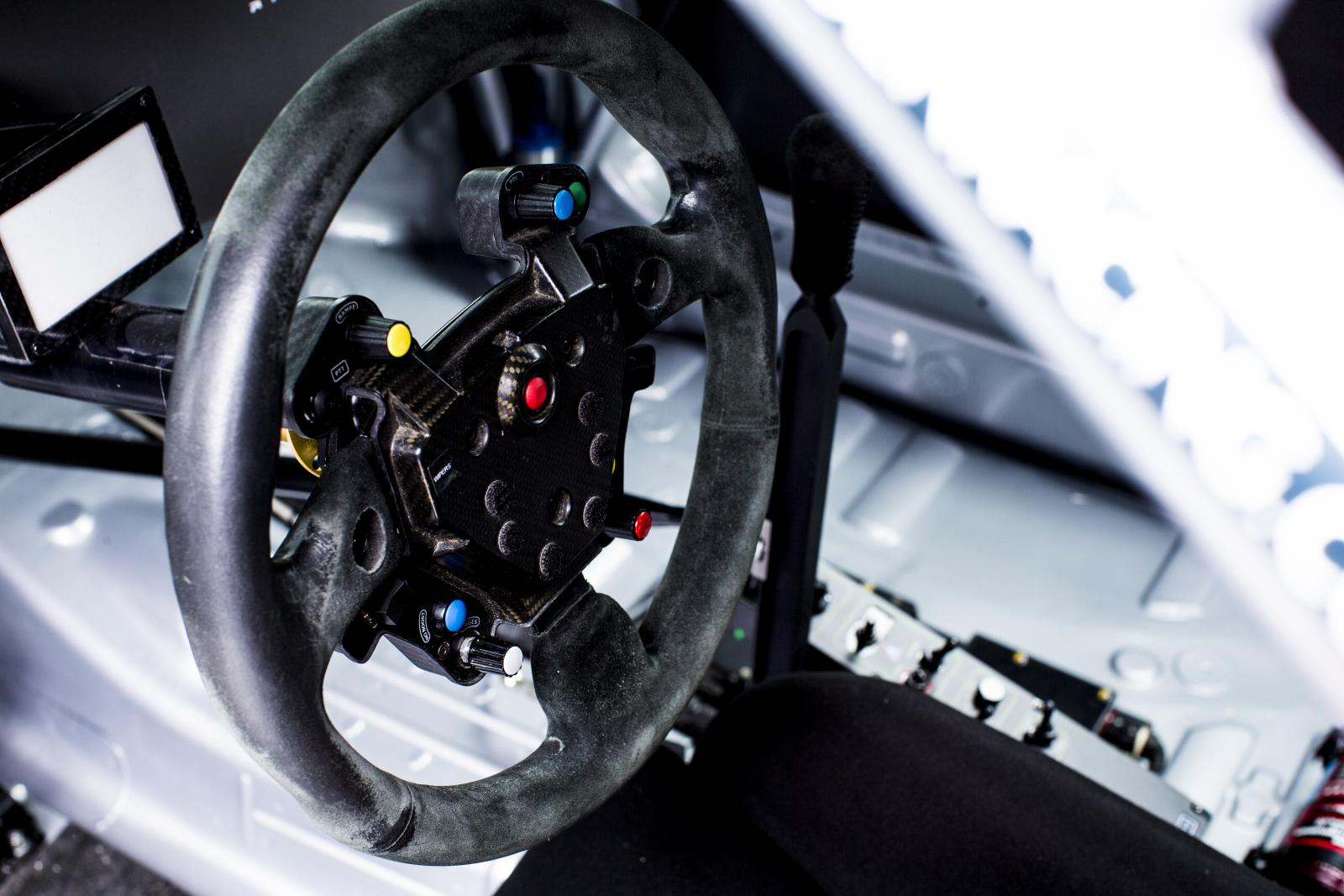 C-Elysée WTCC 2016 volant de course