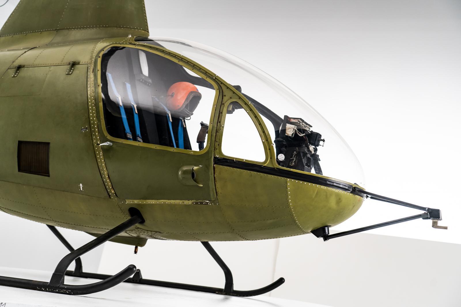 Helicóptero RE-2