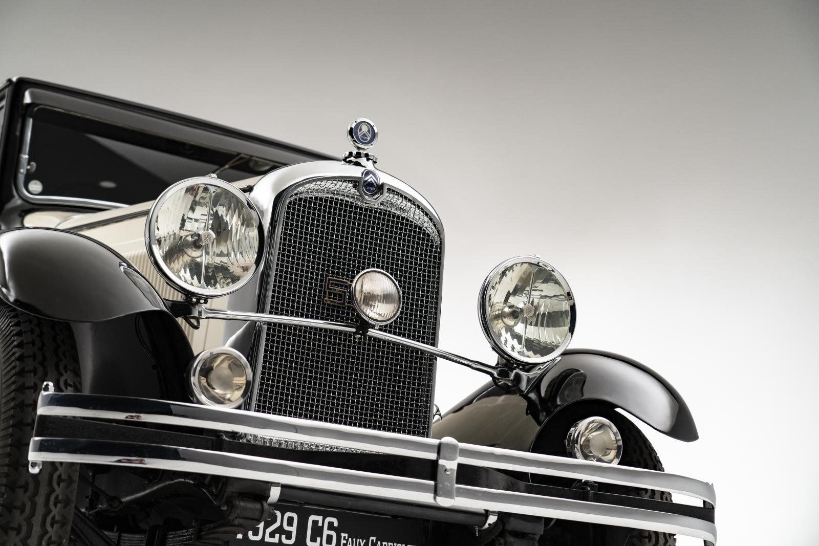 C6 Faux Cabriolet