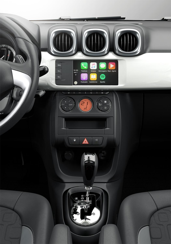 gearstick - Aircross
