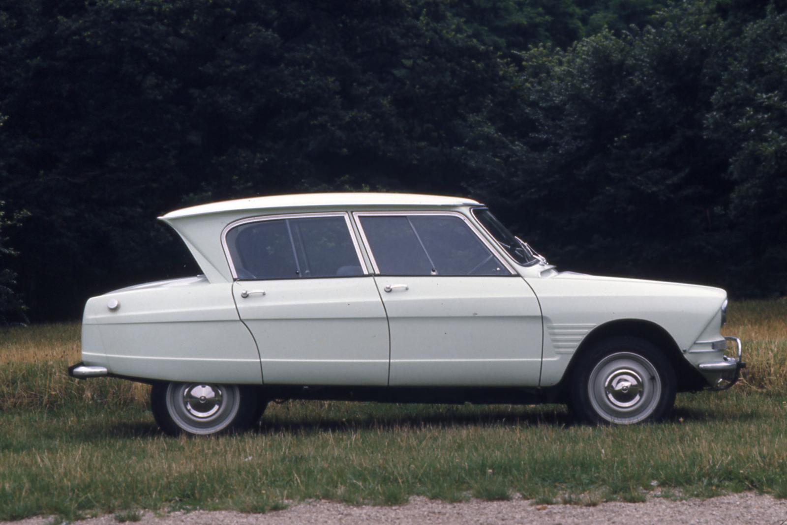 AMI 6 1963 profil