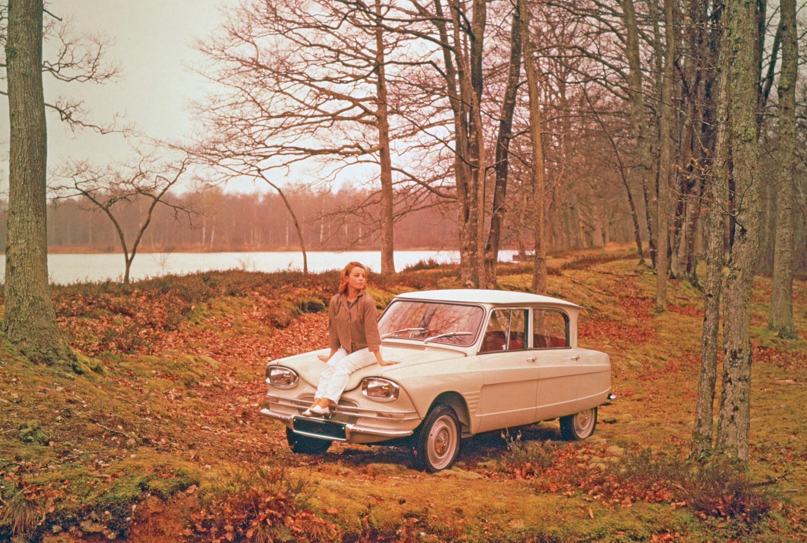 AMI 6 Berline 1961
