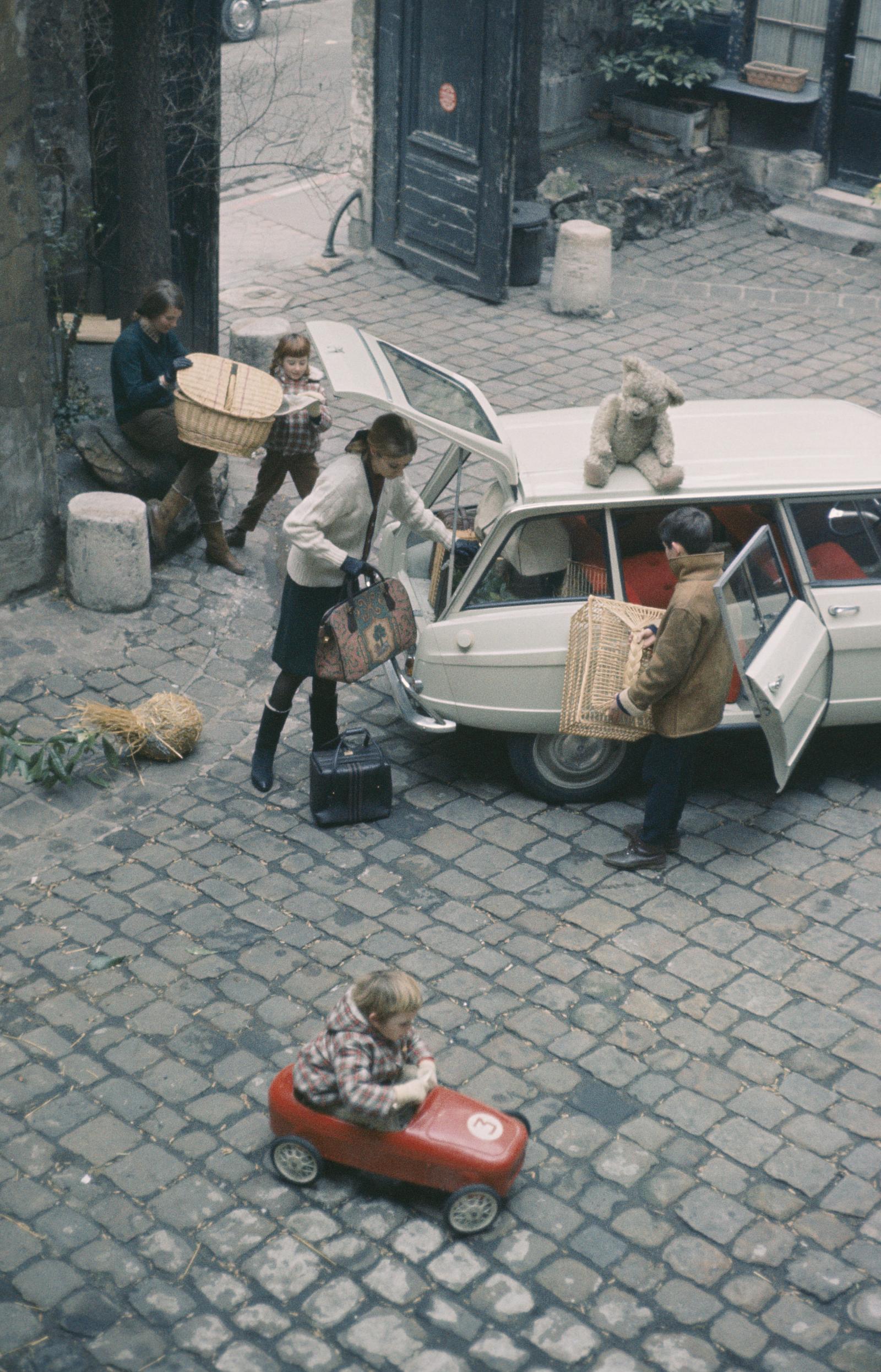 AMI 6 Break 1966