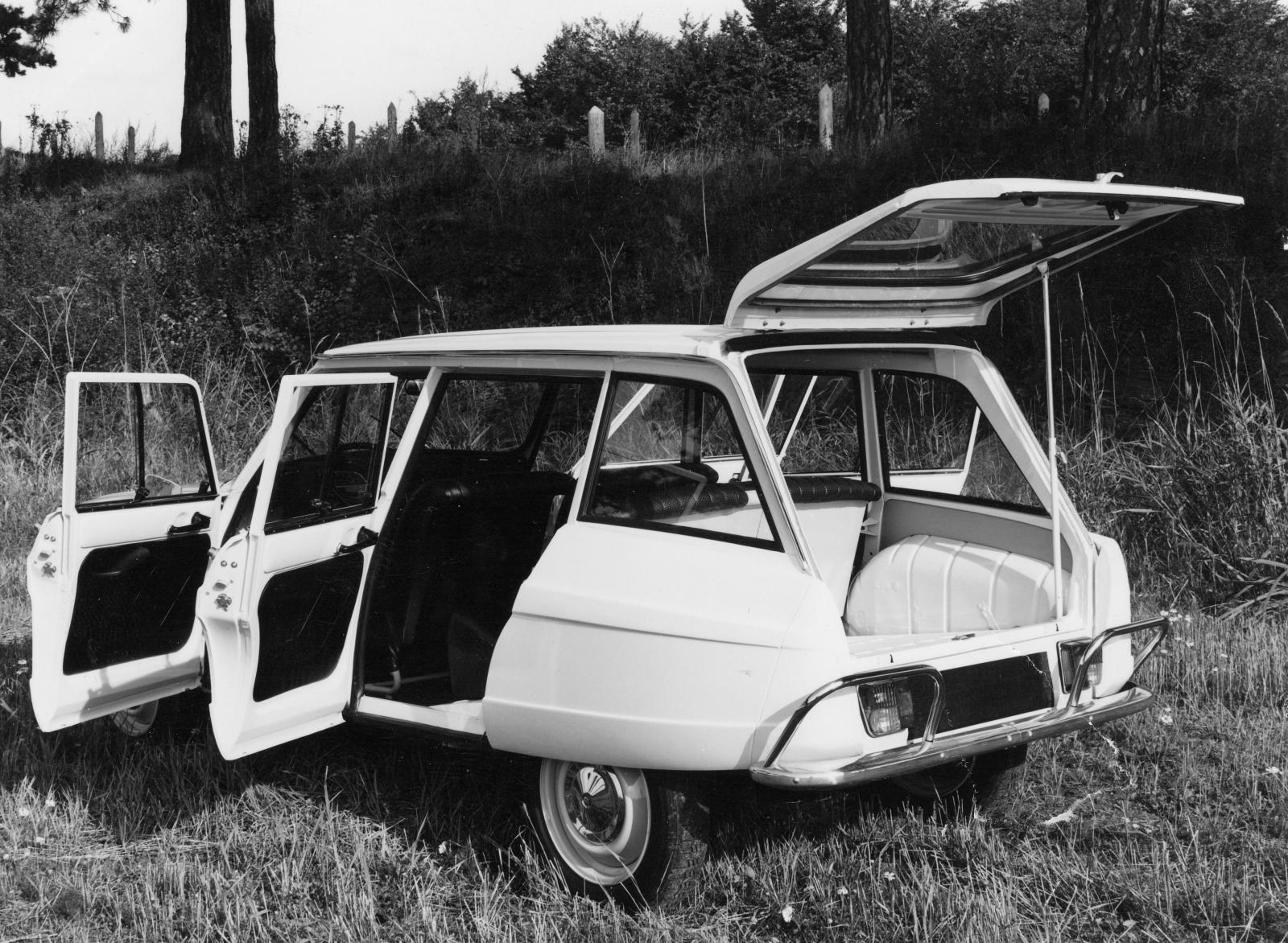 AMI 6 Break de 1969