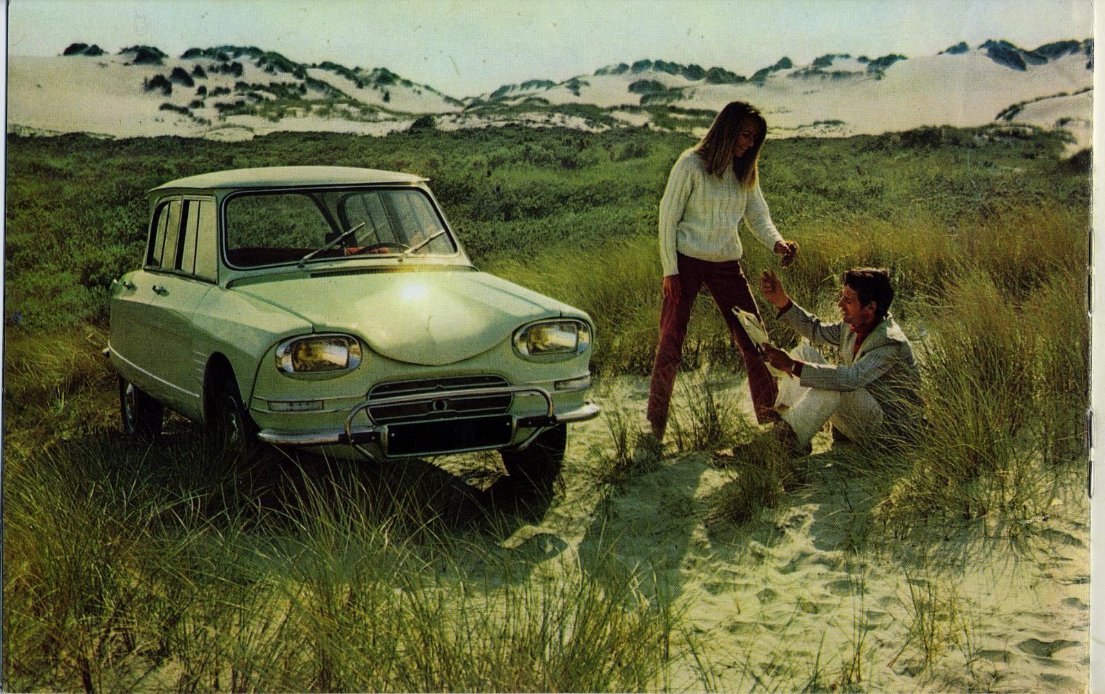 AMI 6 brochure 1968