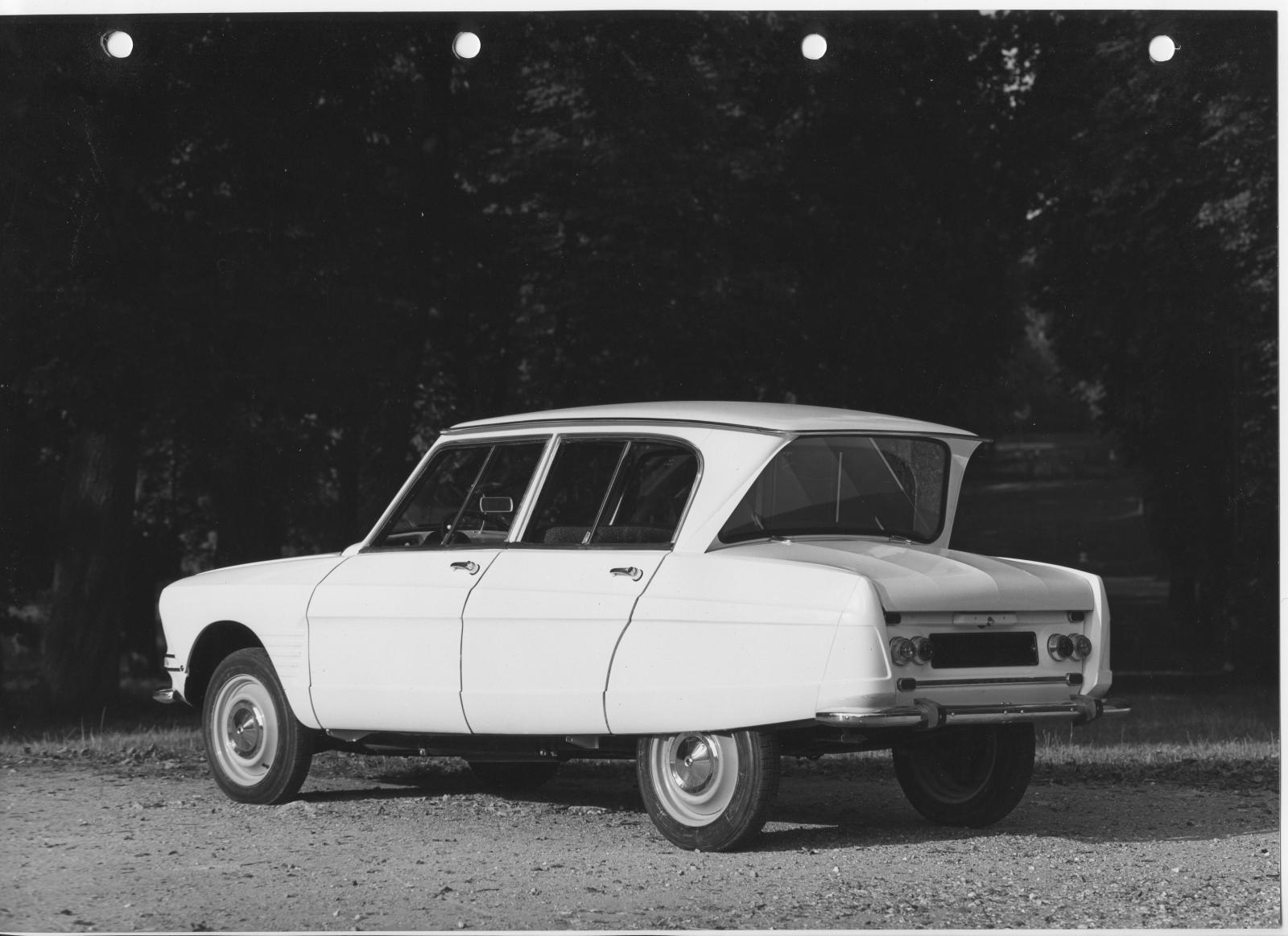 AMI 6 catalogue 1961