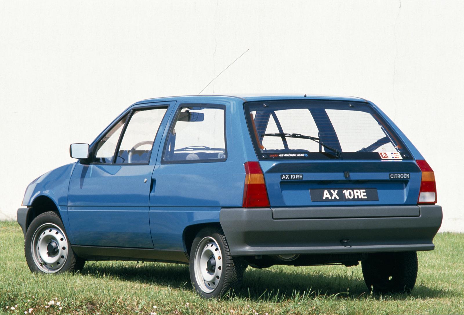 AX 10 RE 1987