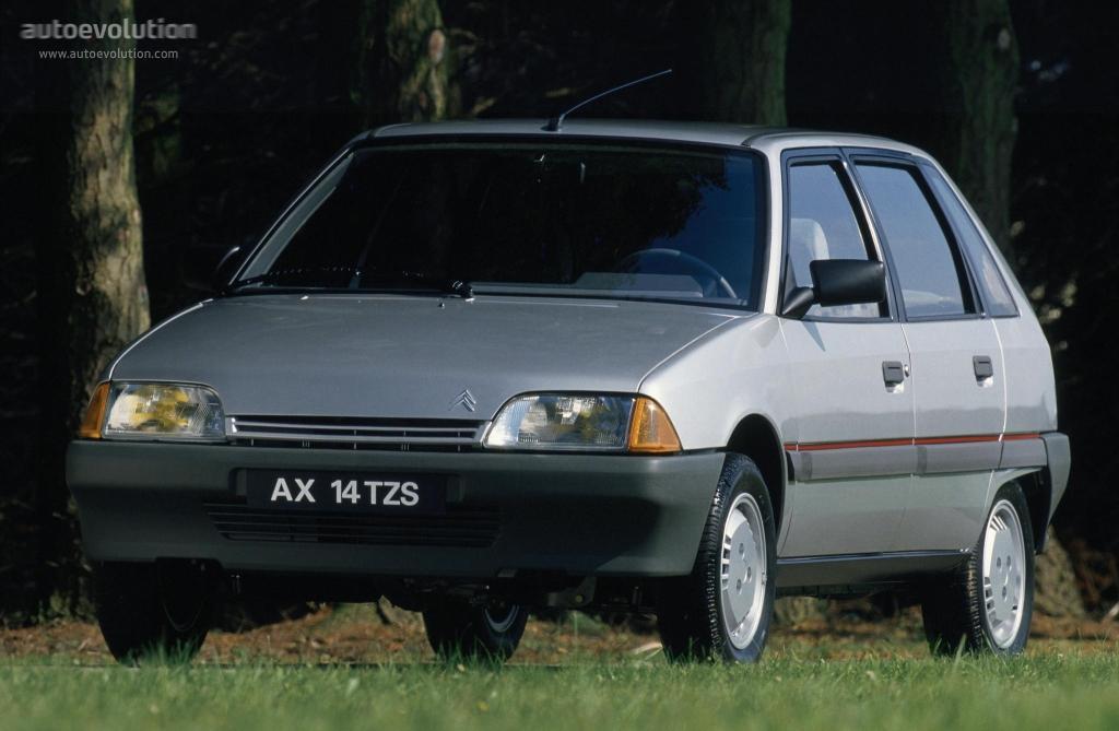 AX 5 Portes
