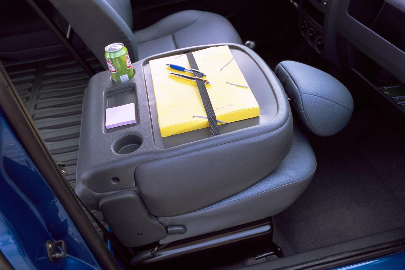 Berlingo 2002 sièges rabattus