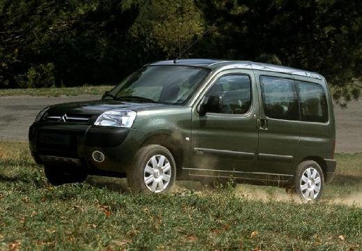 Berlingo 5 places XTR 2003 remodelage