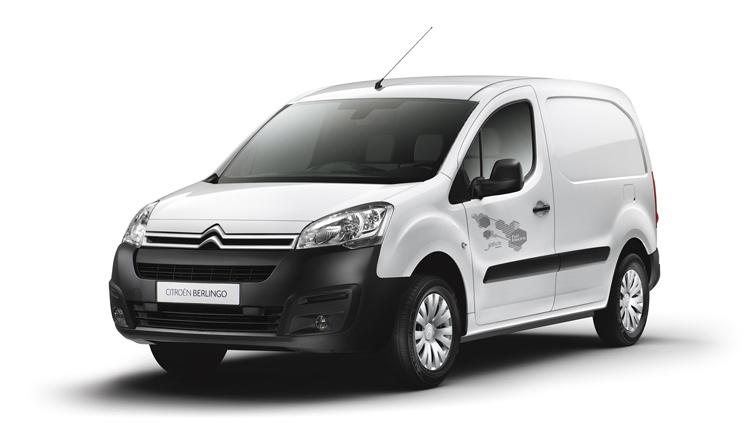 Berlingo VU Electric 2015