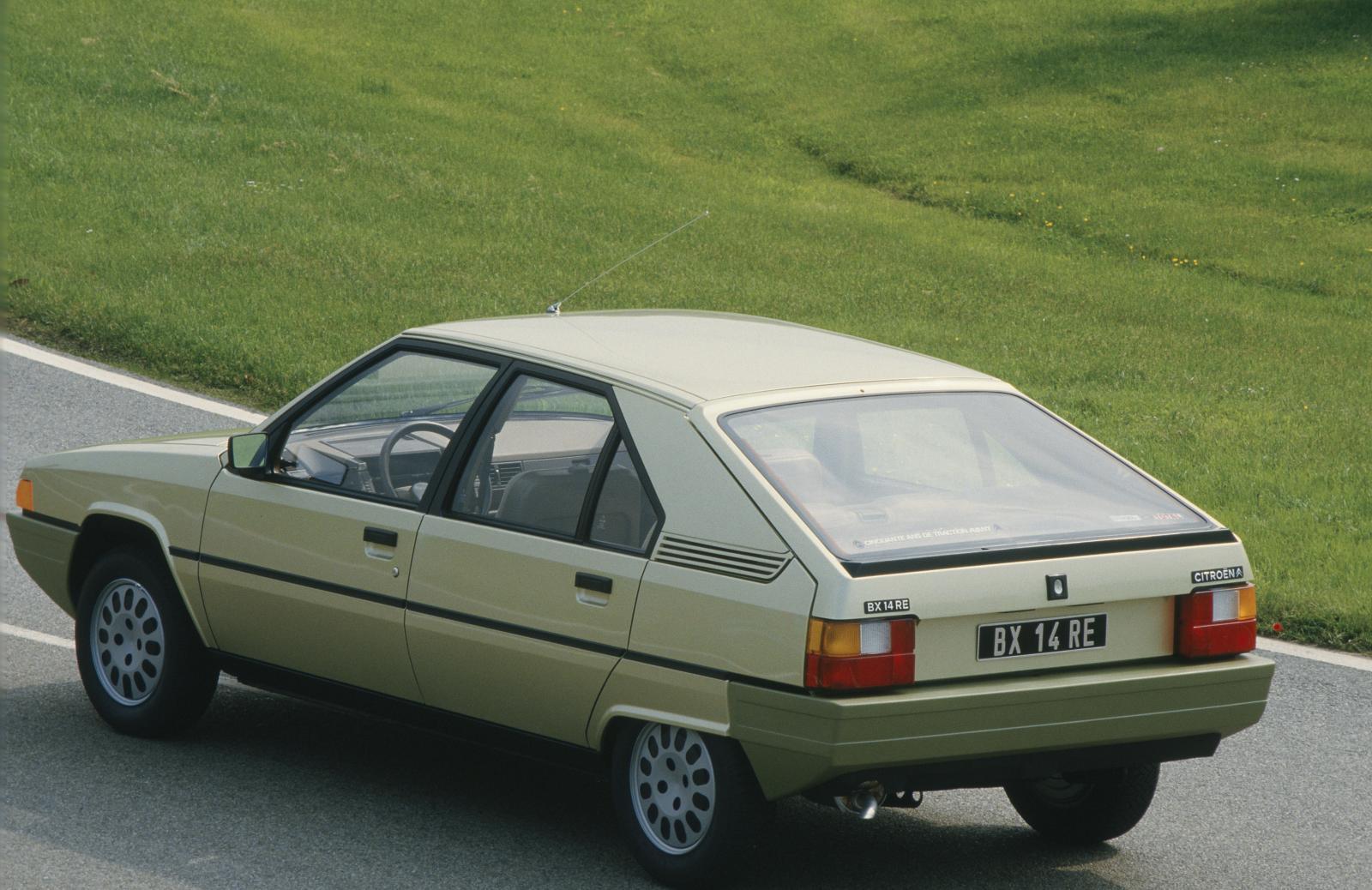 BX14 RE 1985