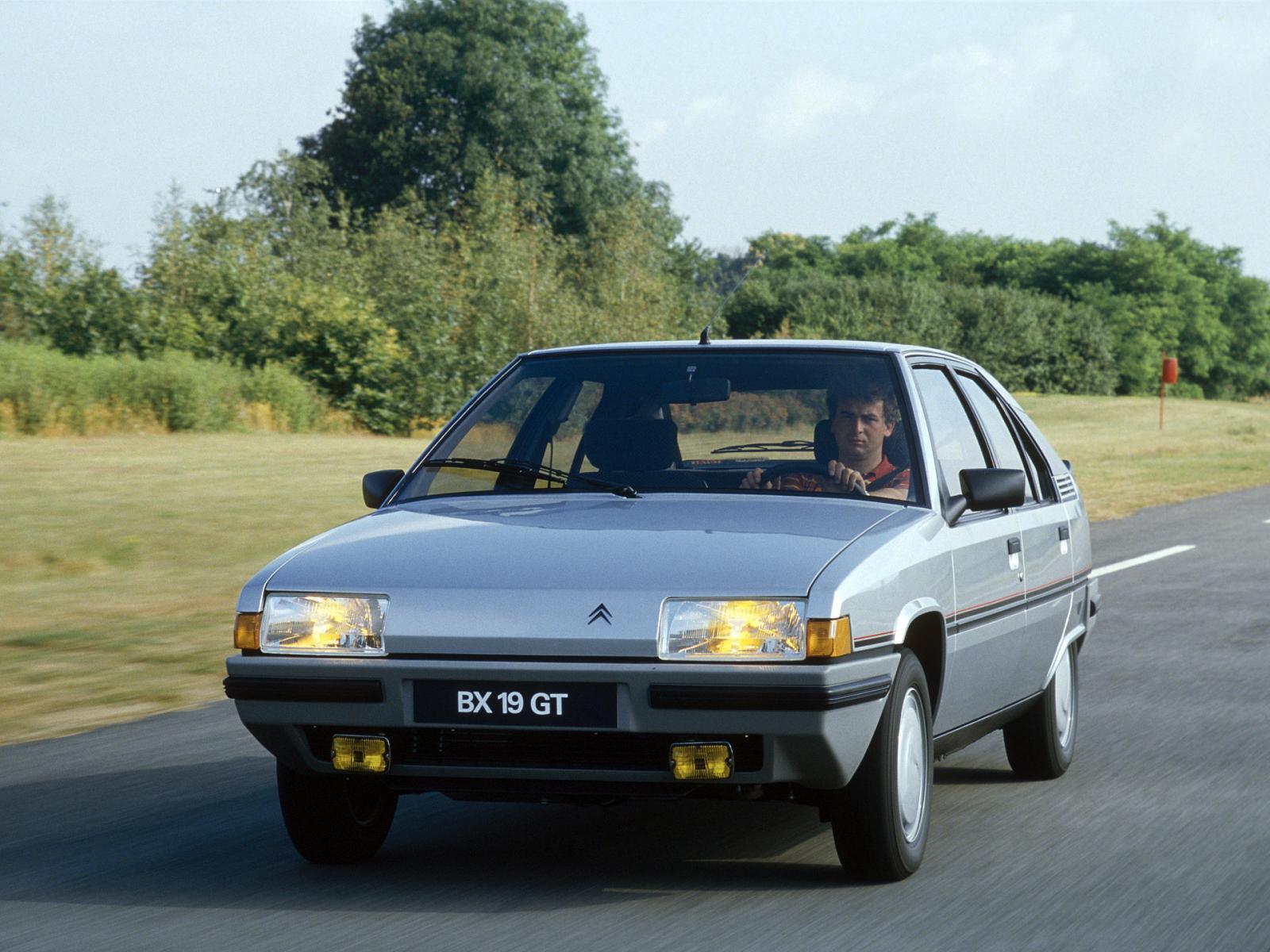 BX 19 GT 1985 3/4 avant