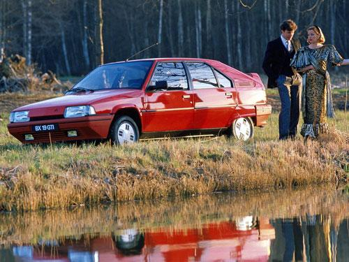 BX 19 GTI 1986