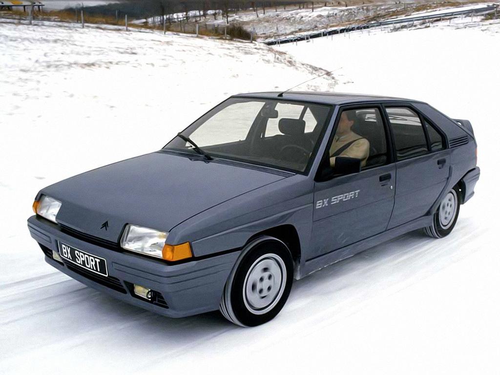 BX Sport 1985