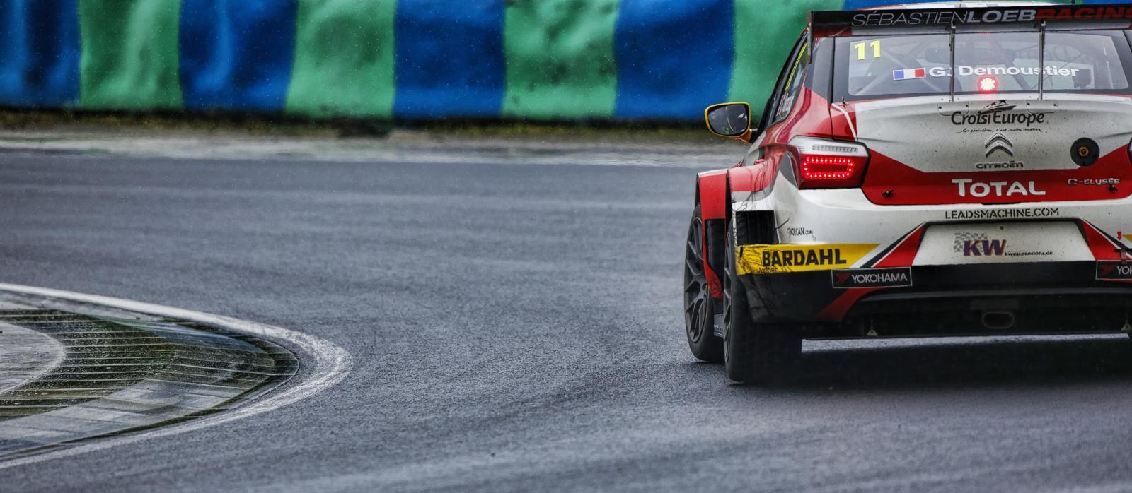 C-Elysée WTCC 2016 Hungaroring (Hongrie)