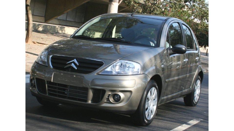 C3 modèle 2006 Amérique Latine