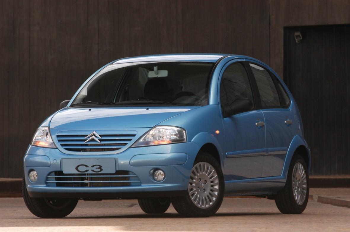 C3 premier modèle 2003