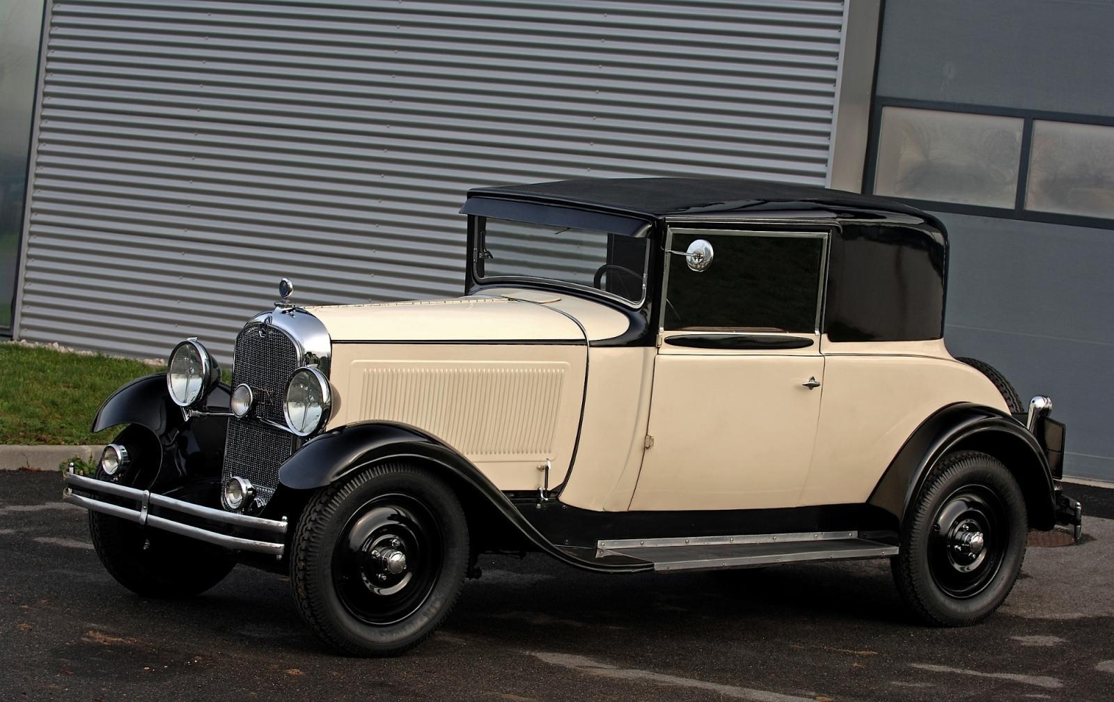 C6 1929 initiatrice du nom
