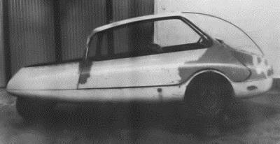 C10 coccinelle prototype 1955