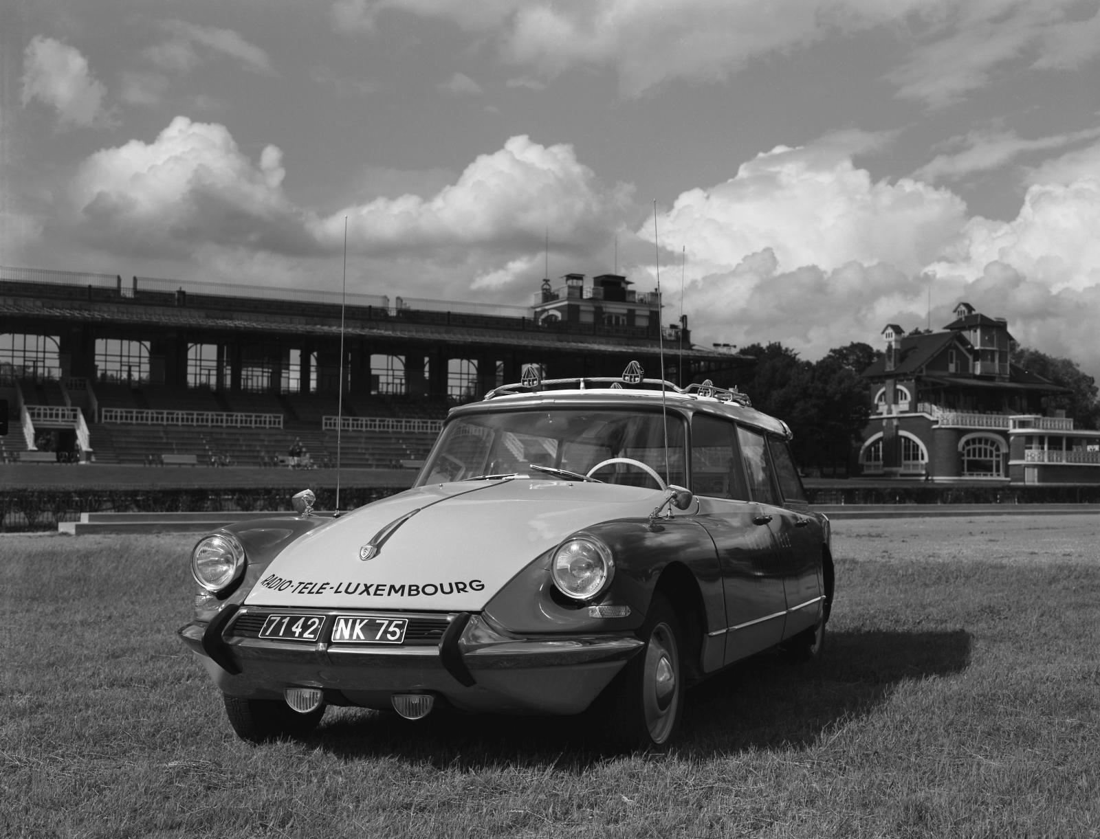 Citroën DS 19 Break - Voiture de Presse - 1963