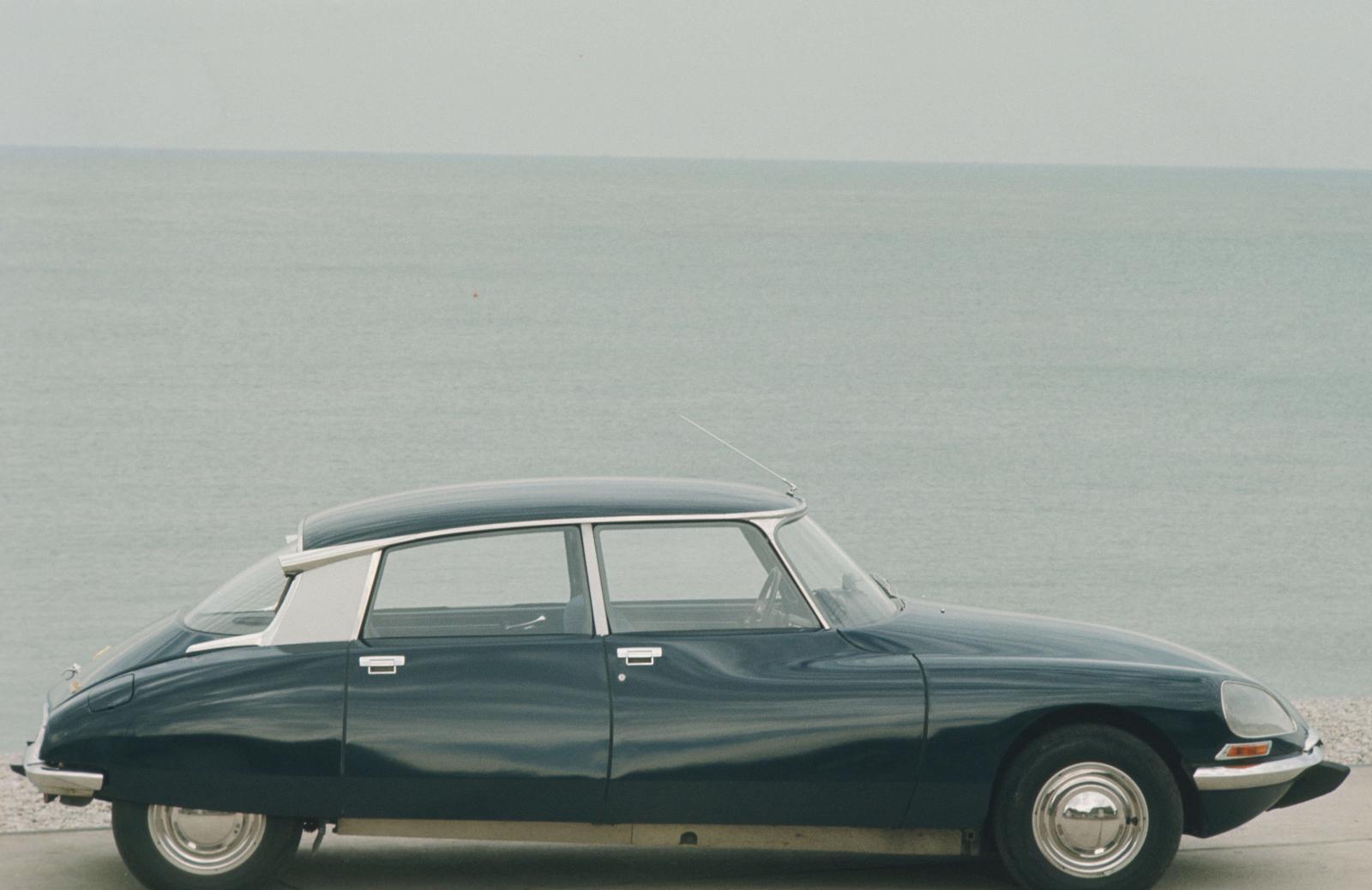 Citroën DS 21 - 1968 - À beira mar