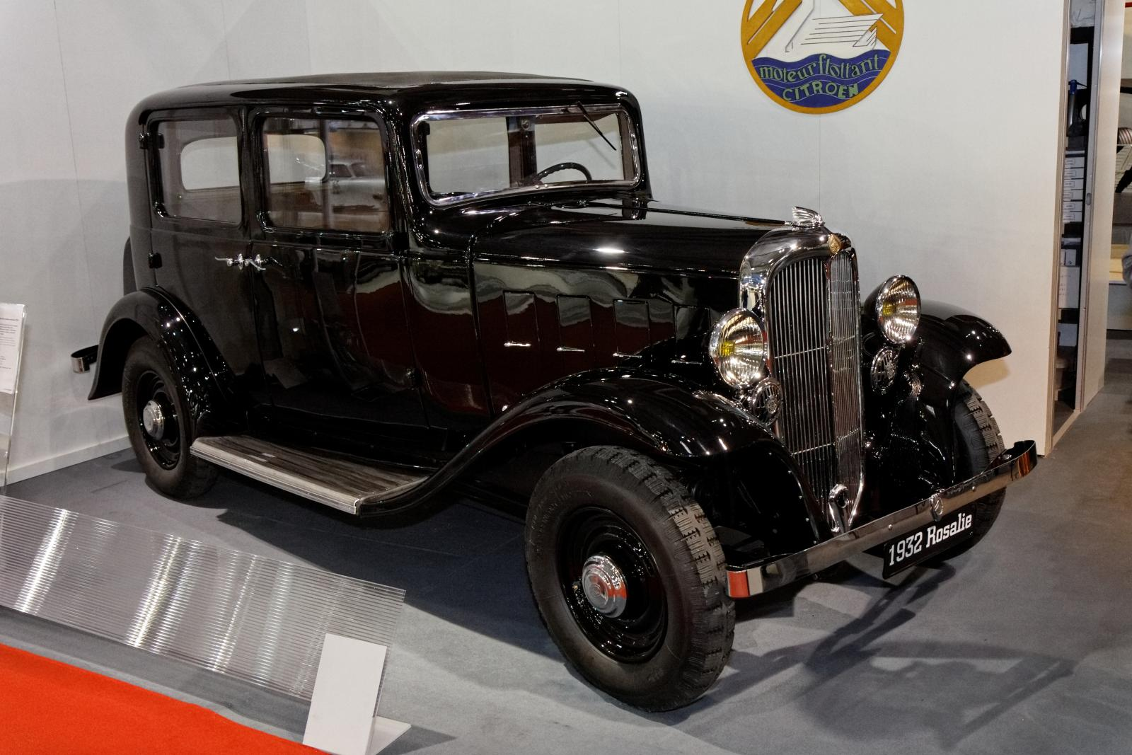 Citroën Rosalie 8A 1932