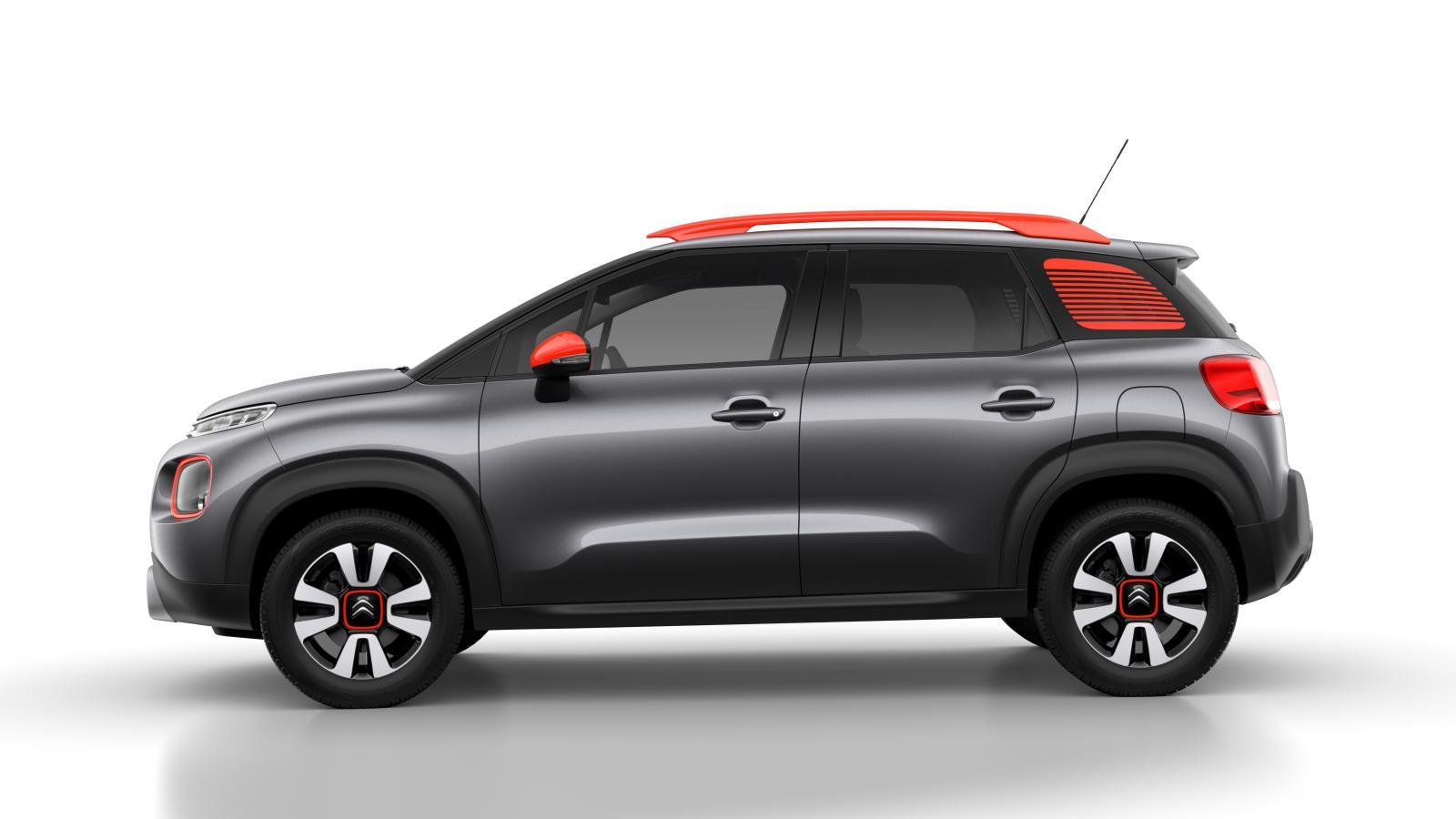 SUV Compact C3 Aircross - Misty Grey
