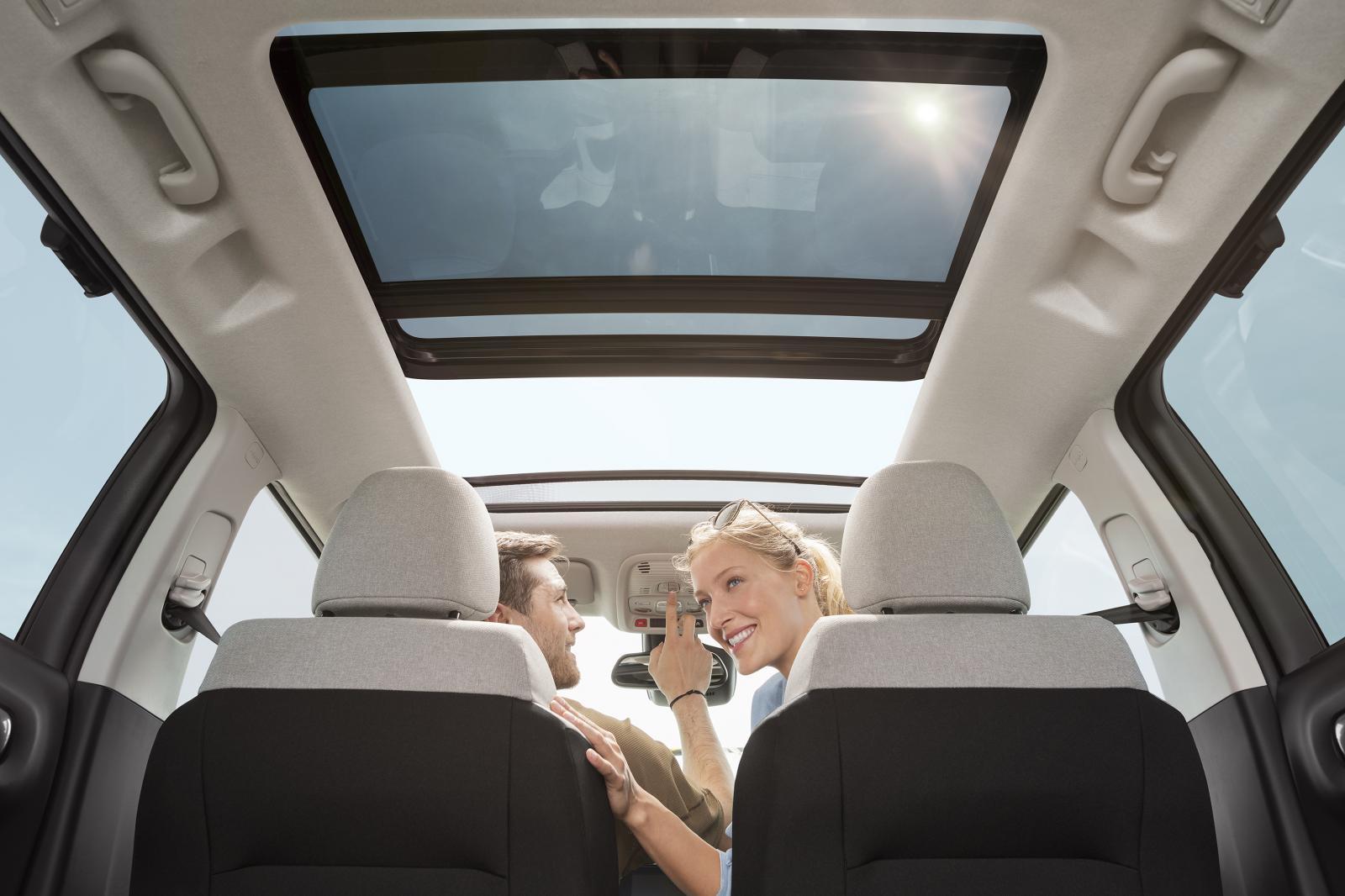 SUV Compact C3 Aircross - Tecto de Abrir