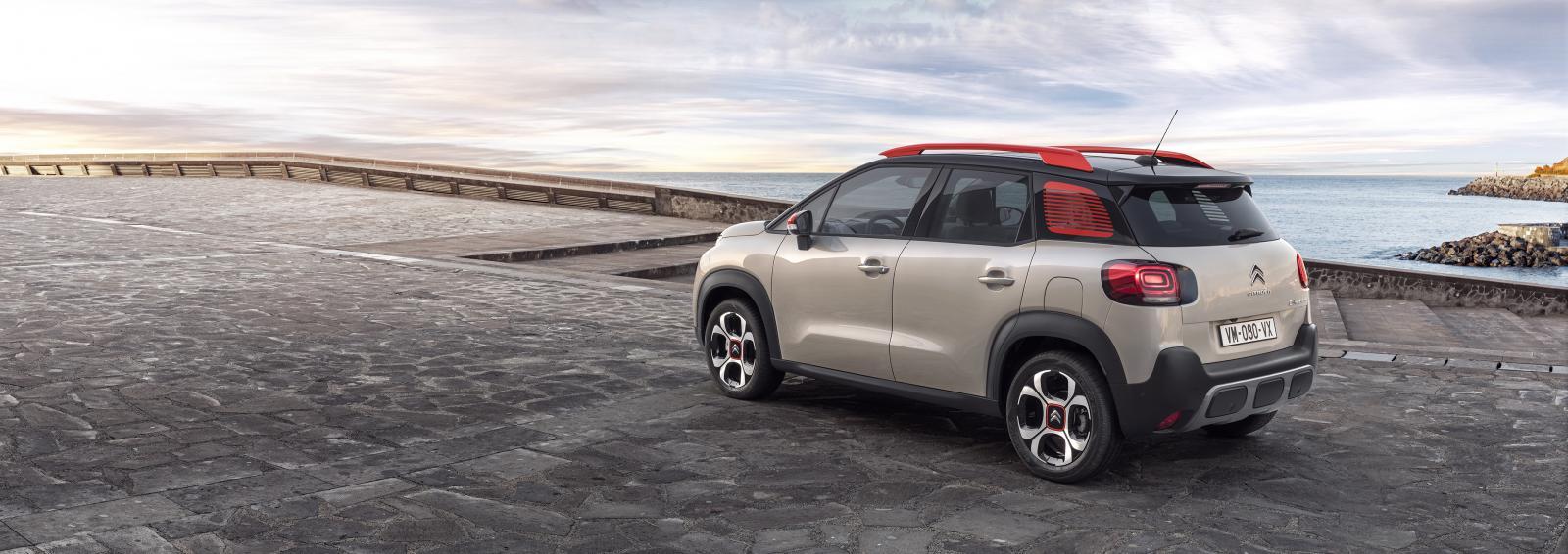 SUV Compact C3 Aircross - coucher de soleil