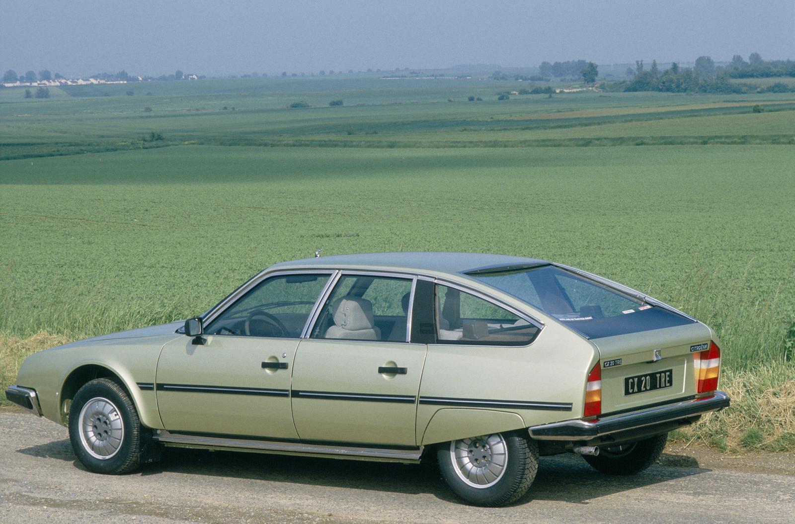 CX 20 TRE 1985