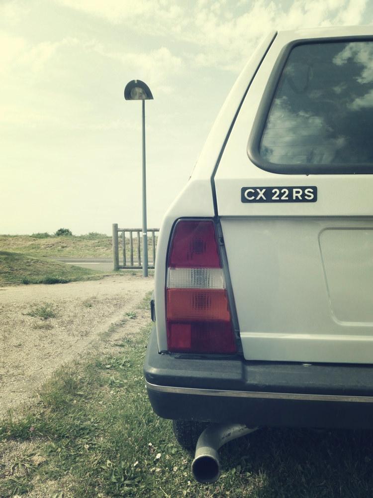 CX 22 RS Evasion 1990