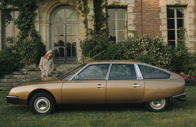 CX Confort 2000 1974
