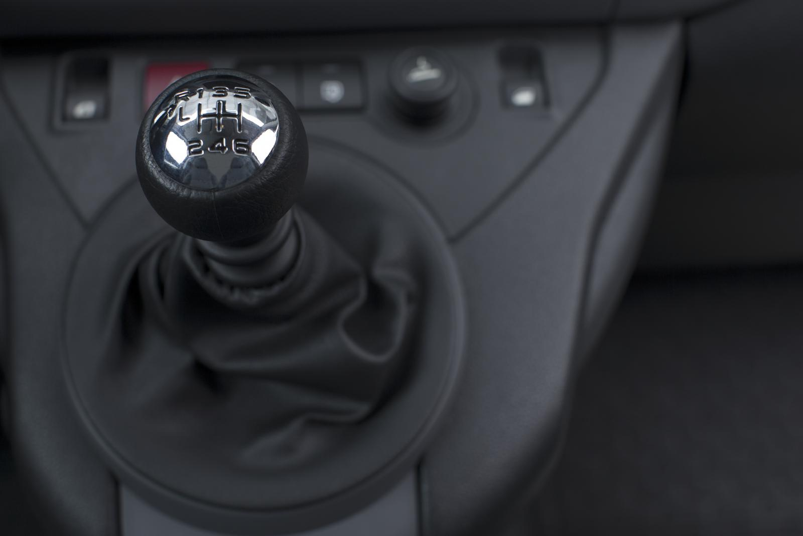 Berlingo 2 levier de vitesse