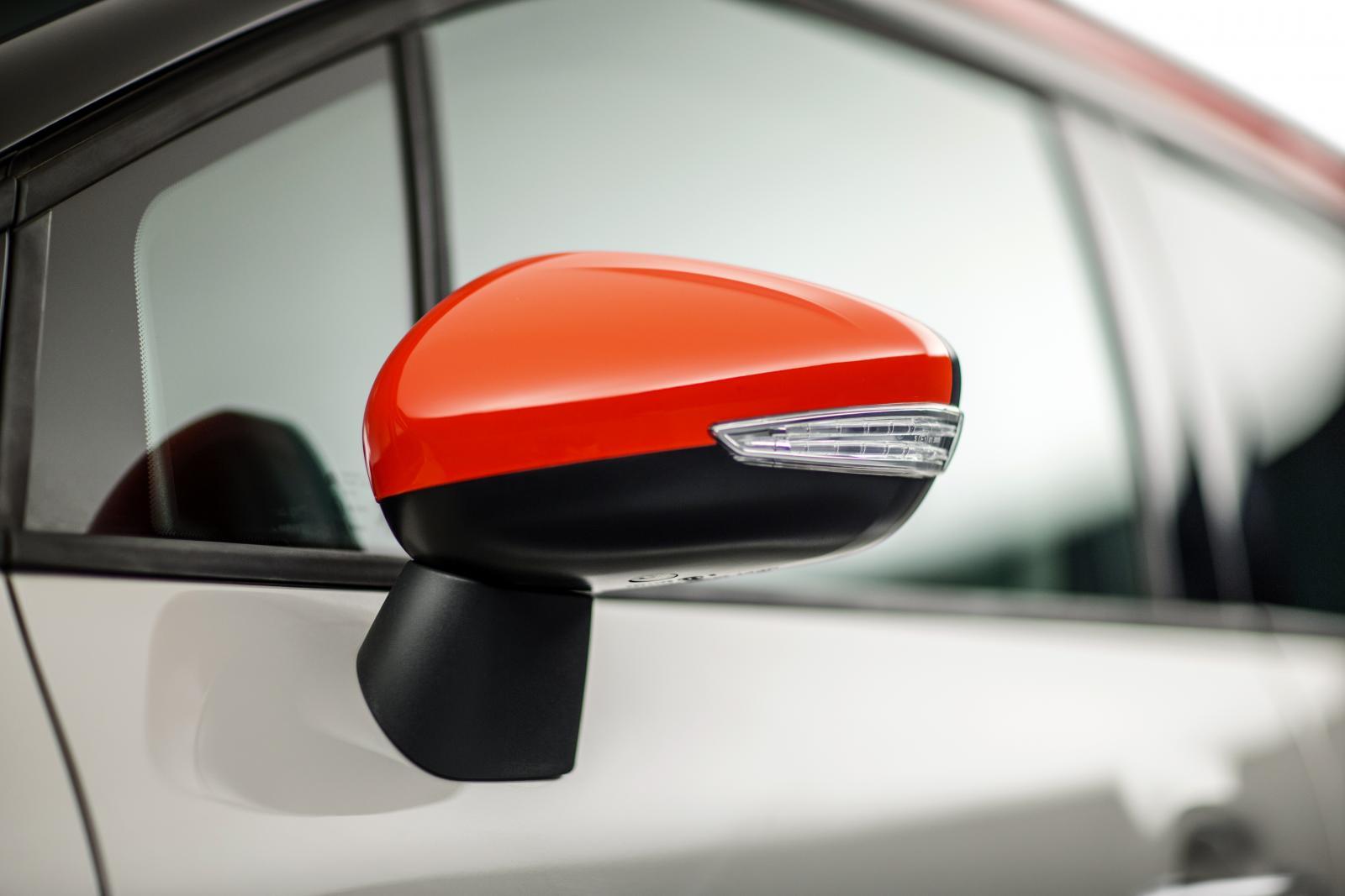 SUV Compact C3 Aircross - retrovisor