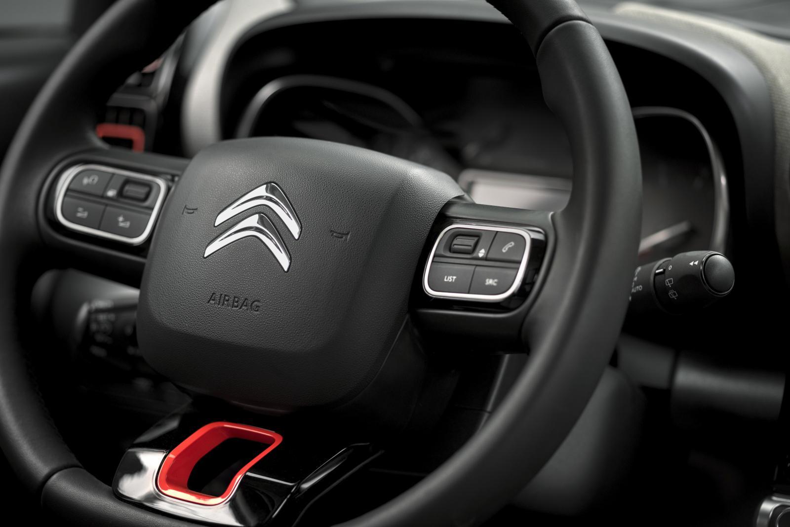 SUV Compact C3 Aircross - Volante