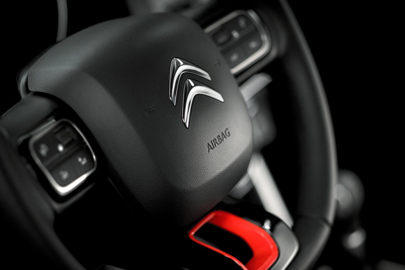 SUV Compact C3 Aircross - volant
