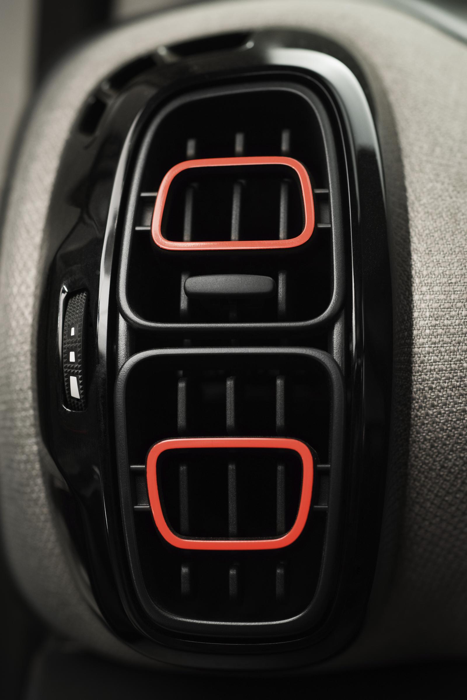 SUV Compact C3 Aircross - Ventiladores