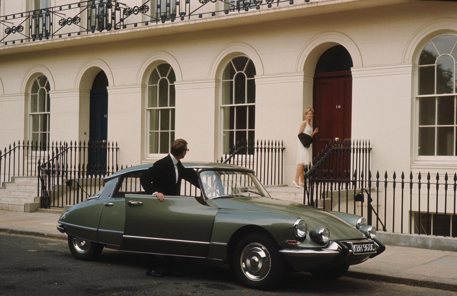 DS 21 pallas modelo inglês 1966