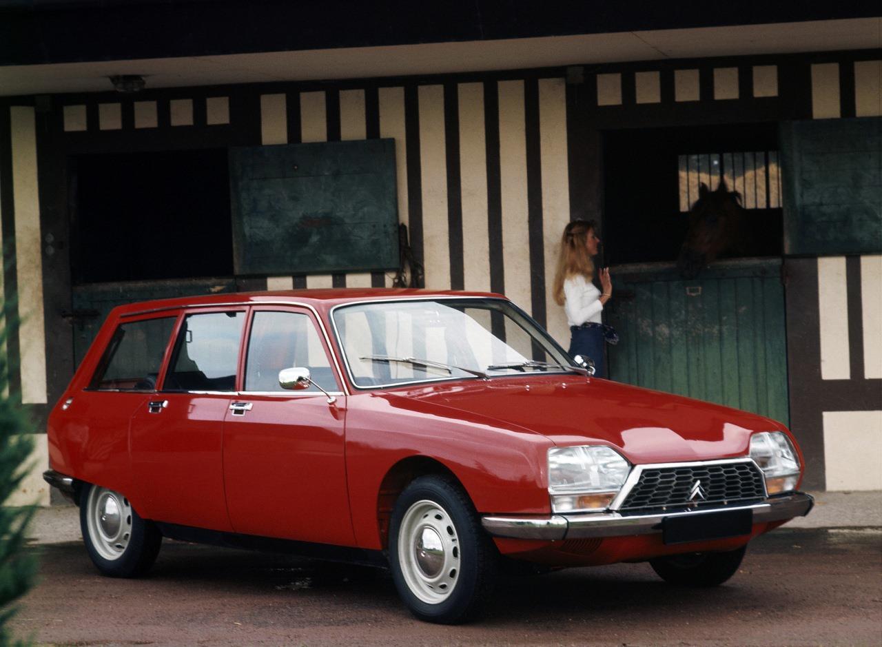 GS 1015 Break Confort 1971